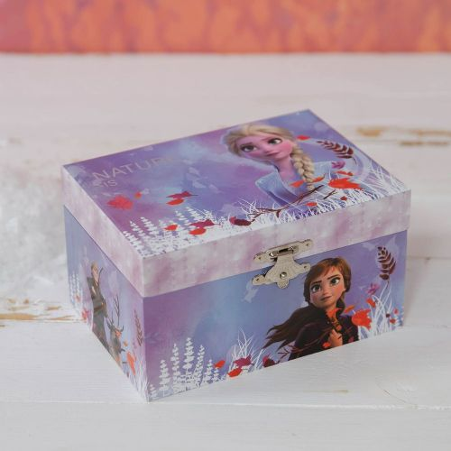 Disney Frozen 2 Musical Jewellery Box Gift